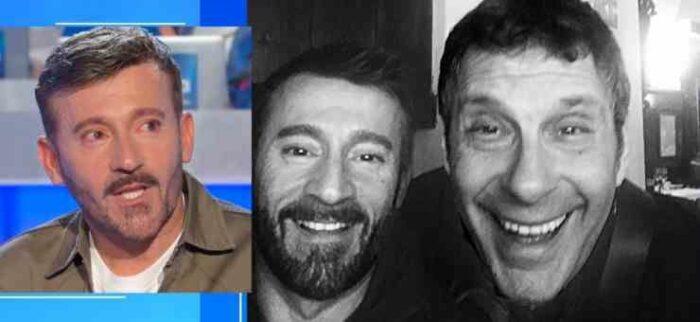Max Biagi e Fabrizio Frizzi