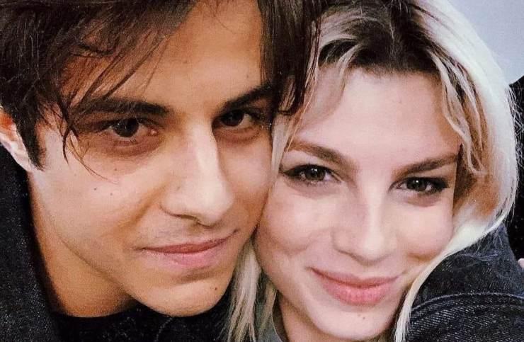 Michele Merlo e Emma Marrone(1)