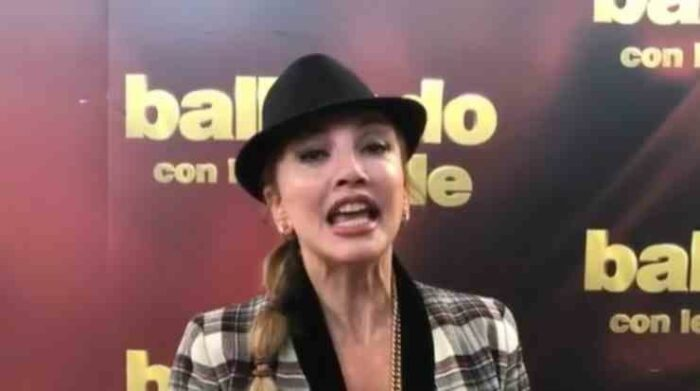 Milly Carlucci parla