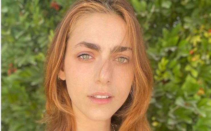 Miriam , bellissima al naturale