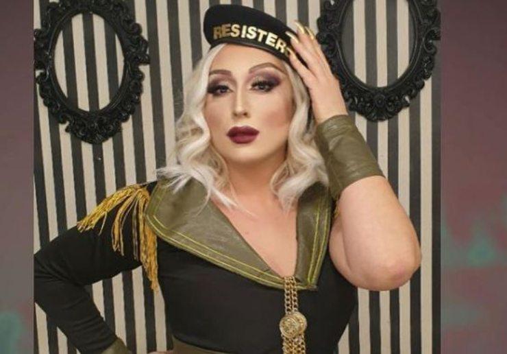 Paola Penelope, drag queen