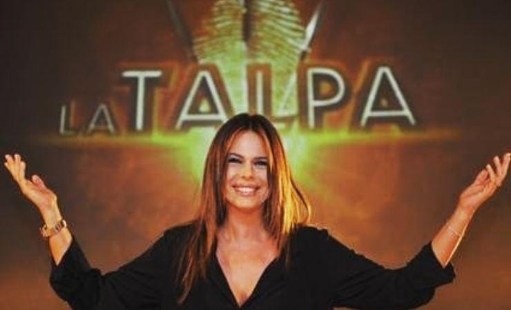 Paola Perego a 'La Talpa'