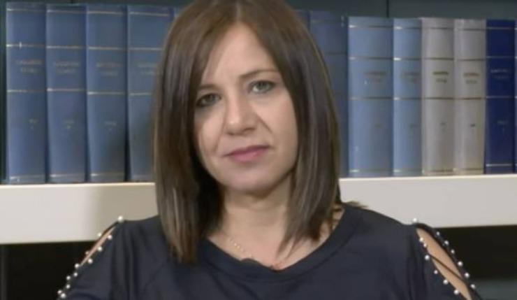 Piera Maggio, mamma della piccola Denise