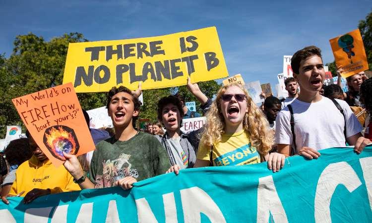 Rapporto Onu Caldo Cambiamenti Climatici