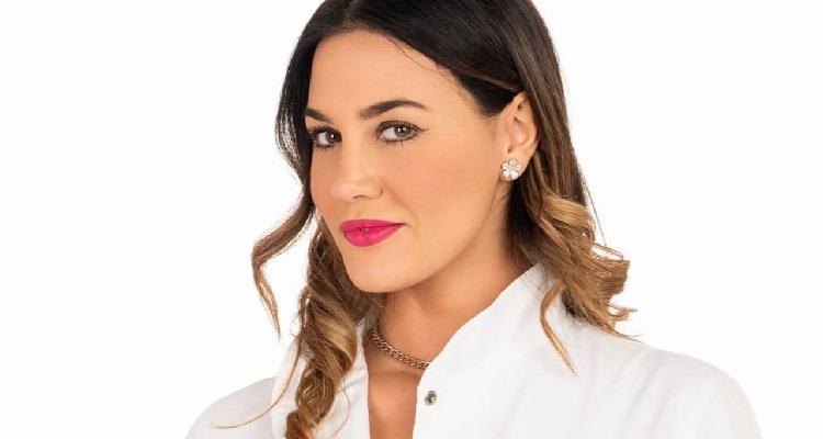 Rosa Baiano sorriso