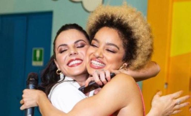 Shaila e Mikaela, le veline