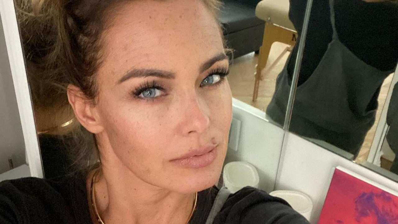 Sonia Bruganelli selfie