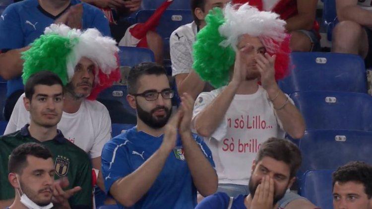 Tris Italia Svizzera Social Scatenati