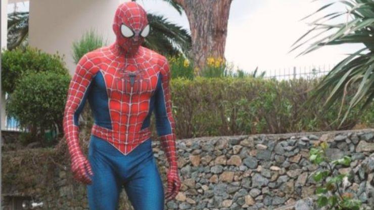 Uomo Ragno, supereroe in corsia