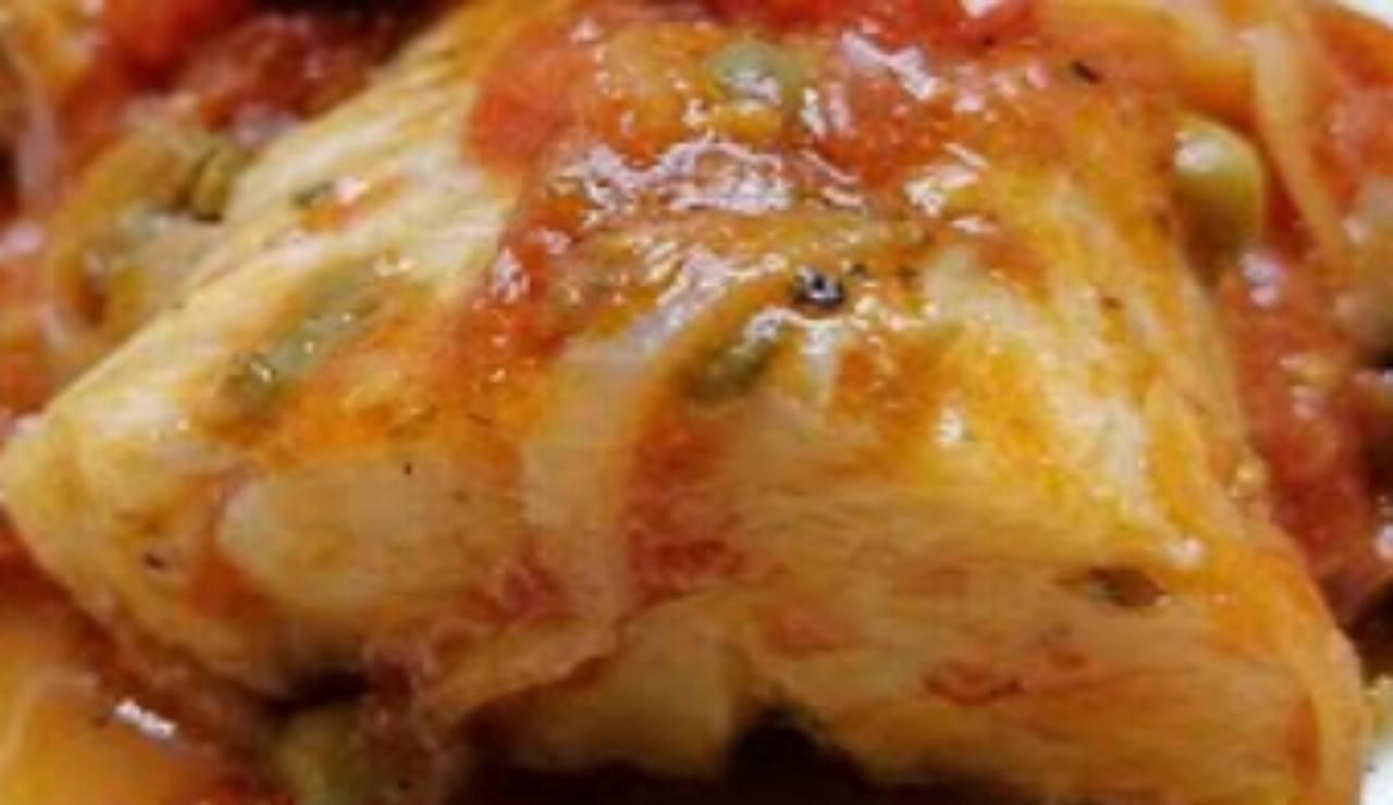 baccalà ricetta in padella