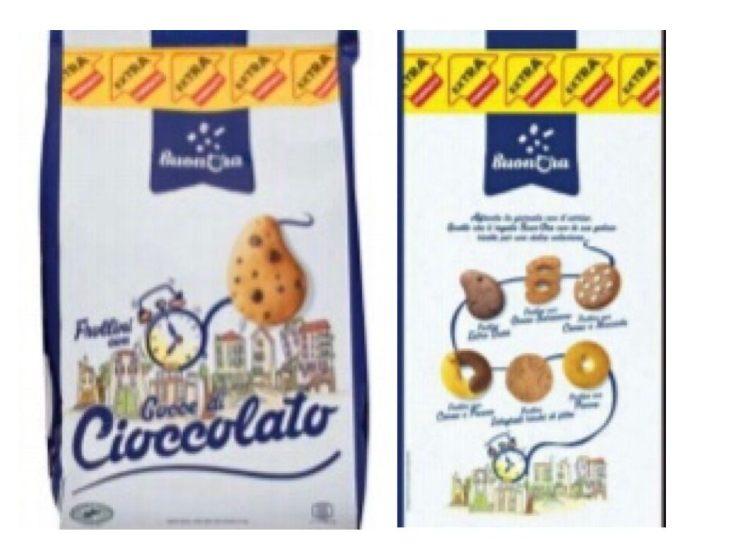 frollini con gocce cioccolato