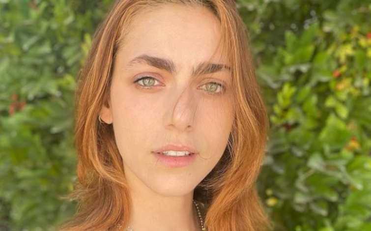 Miriam Leone primo piano al naturale