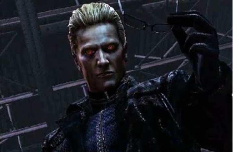 Albert Wesker Resident Evil