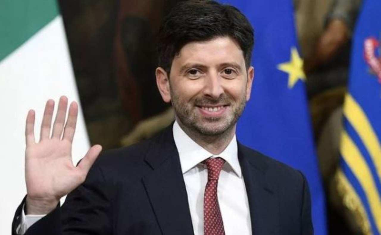 Roberto Speranza novità covid