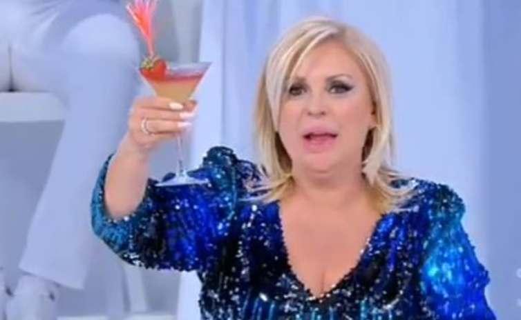 Tina Cipollari addio a Uomini e Donne