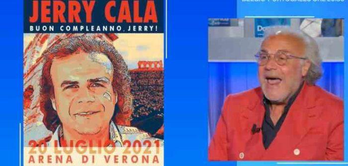 Jerry Calà Arena di Verona