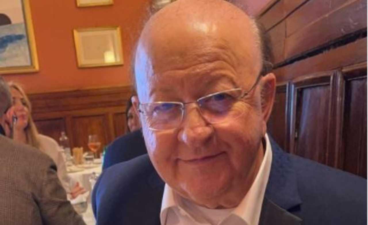 Massimo Boldi primo piano