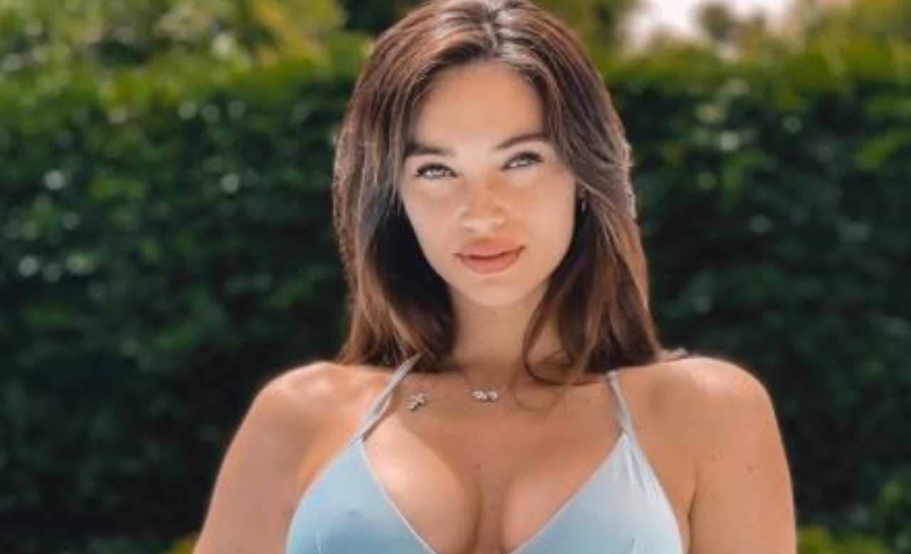 Lorella Boccia bikini