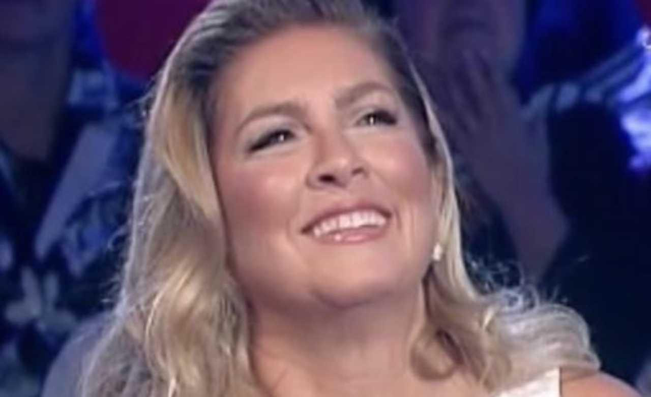 Romina Power sorriso