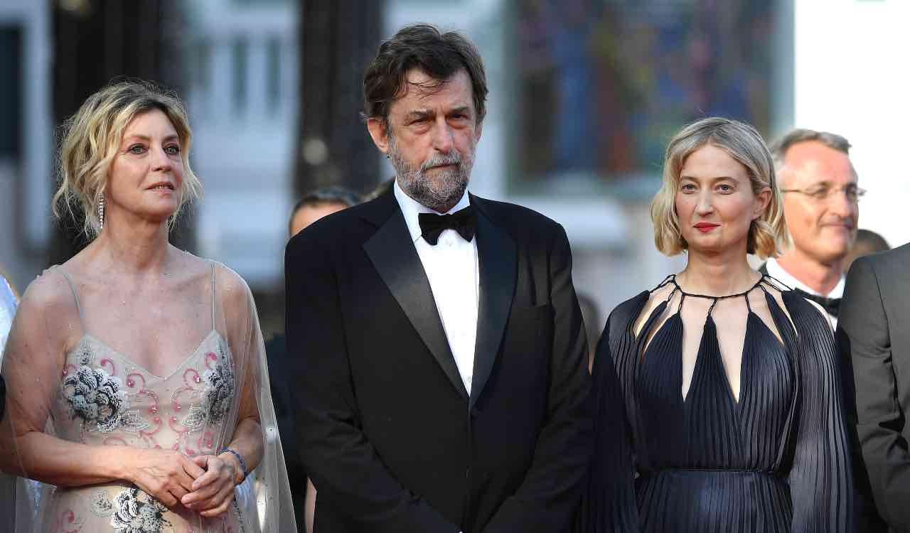 Alba Rohrwacher, Margherita Buy e Nanni Moretti a Cannes