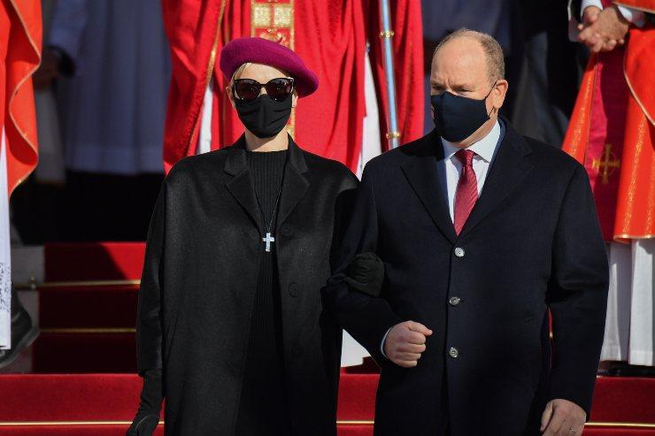 Alberto II di Monaco e Charlene