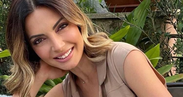Alessia Mancini sorriso