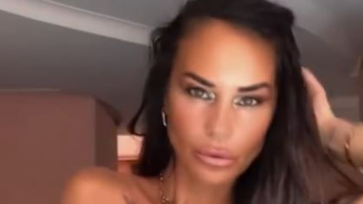Antonella Mosetti Video Toppino