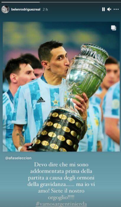 Instagram Story Argentina