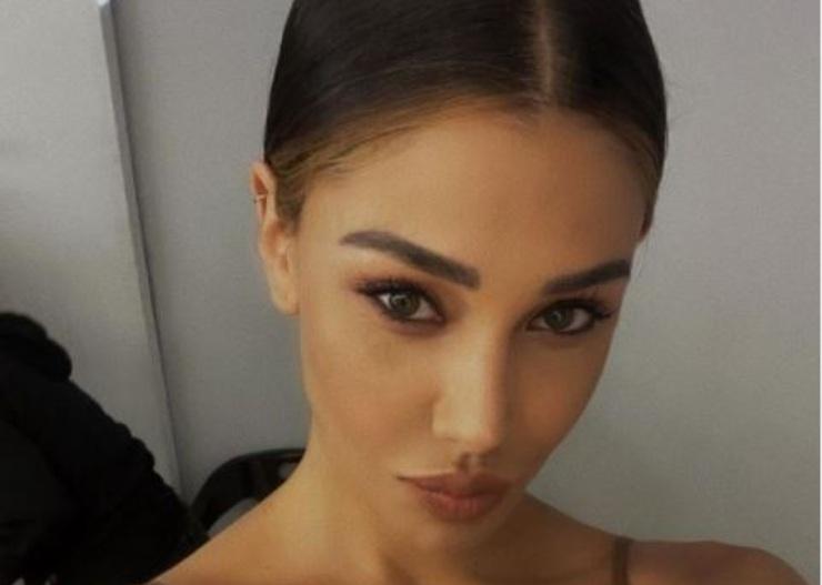 Belen, modella e showgirl argentina