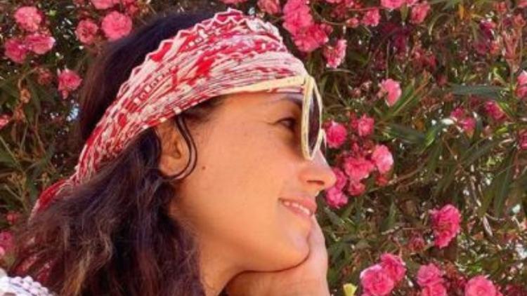 Caterina Balivo Bandana Costume