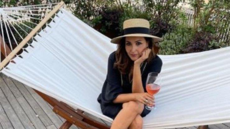 Caterina, showgirl e conduttrice televisiva