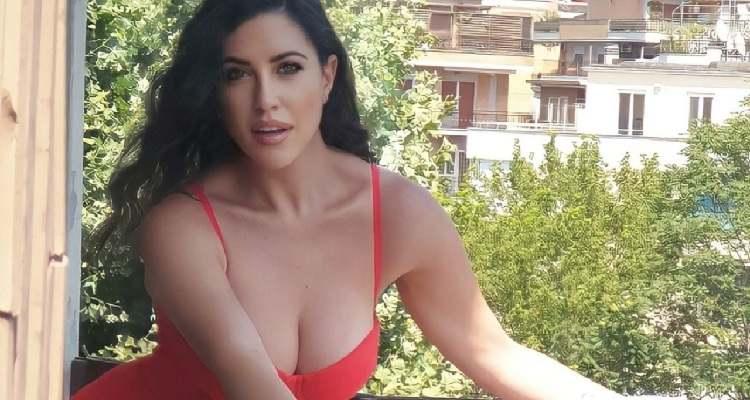 Claudia Ruggeri sensuale