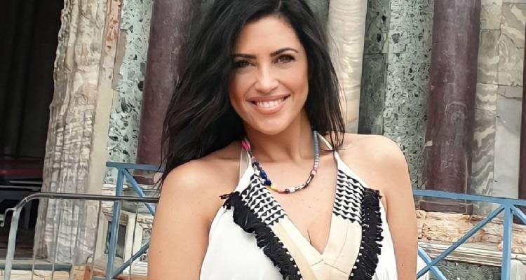 Claudia Ruggeri sorriso