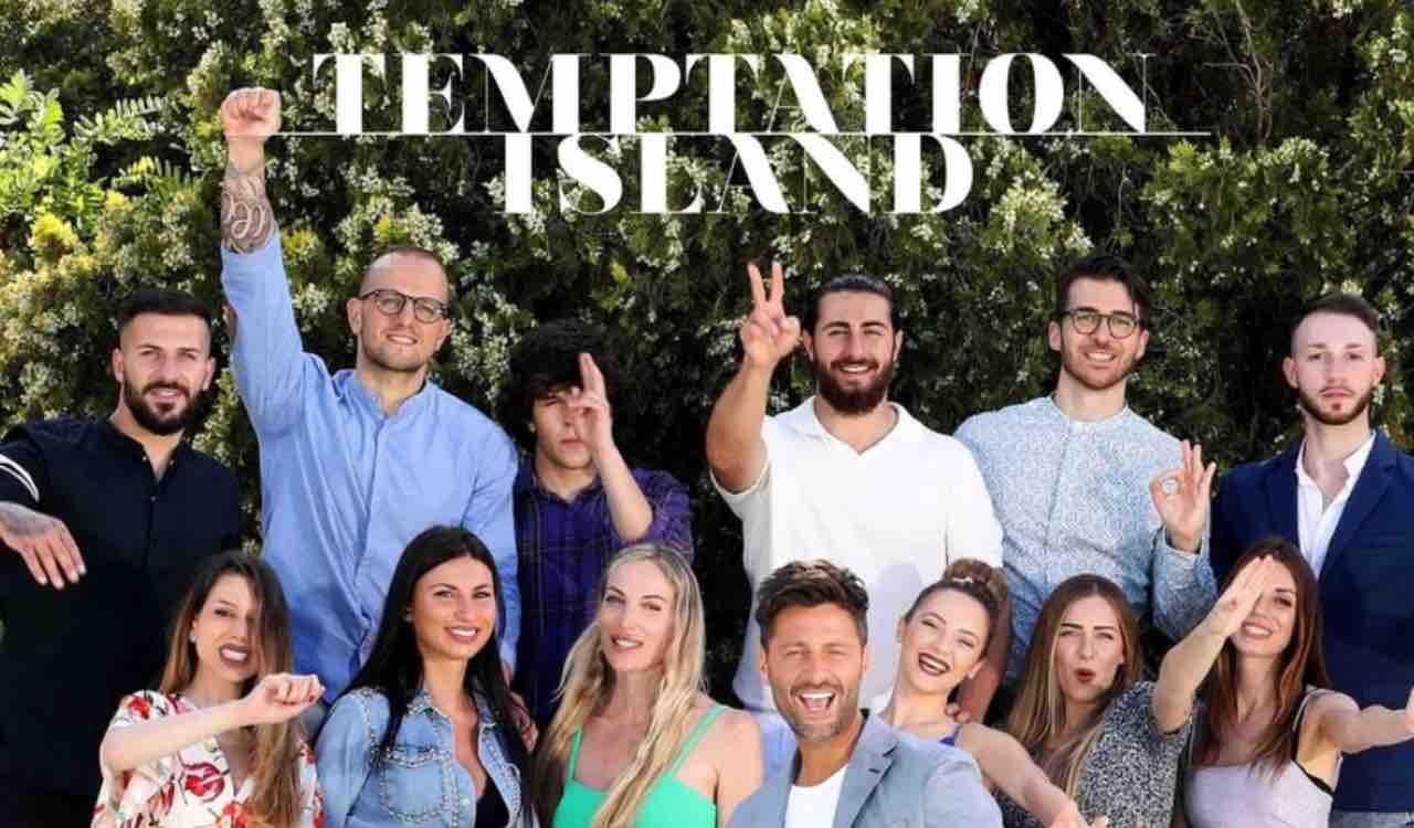 Concorrenti Temptation Island