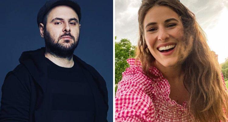 Diana Del Bufalo e Michele Villetti relazione