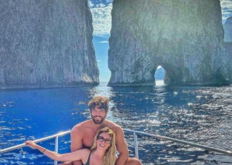 Diletta e Can in vacanza a Capri