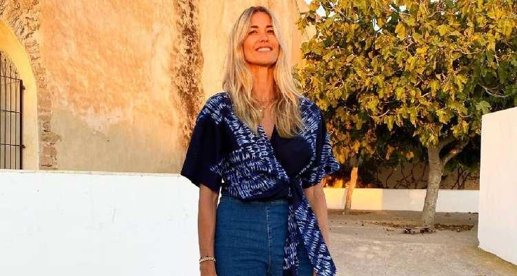 Elena Santarelli sorriso
