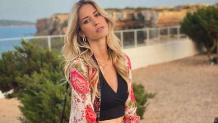 Elena, showgirl e modella italiana