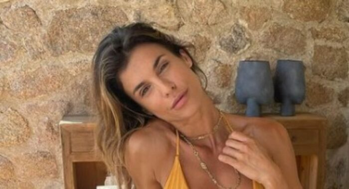 Elisabetta Canalis primo piano