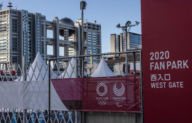 Fan Pare Tokyo, Olimpiadi
