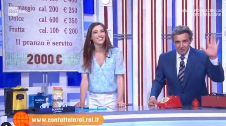Flavio Insinna e Ginevra