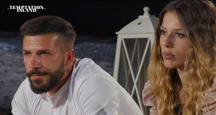 Floriana e Federico storia finita