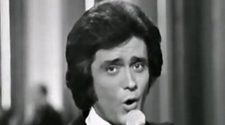 Gianni Nazzaro negli anni '70