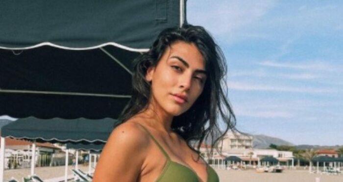 Giulia Salemi primo piano