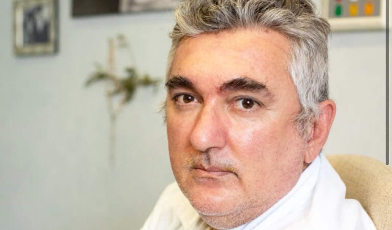 Giuseppe De Donno in primo piano