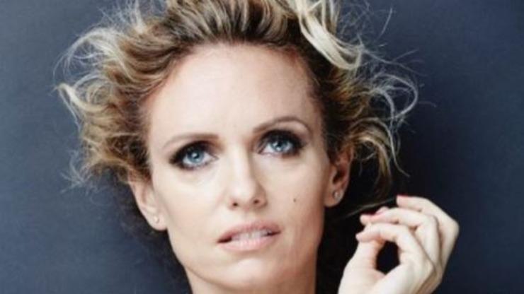 Justine, showgirl ex moglie di Paolo Limiti