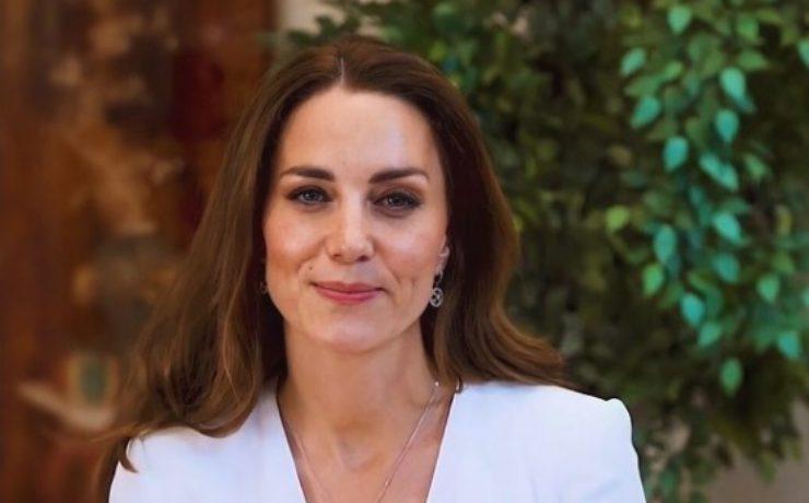 Kate Middleton primo piano