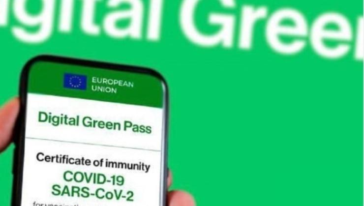 La Certificazione Verde scaricabile sul cellulare