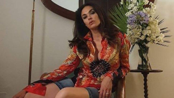 La Cucinotta, attrice e modella internazionale