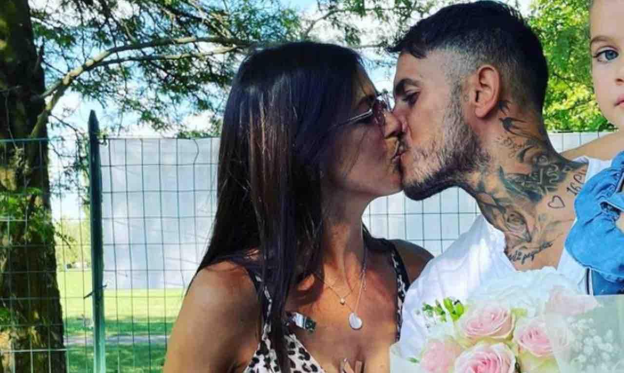L'ex concorrente del Grande Fratello Vanessa Ravizza e Manuel Sarao
